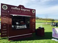 Catering trailer. COFFEE TRAILER !!!!!! READY TO USE!!!!