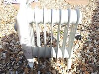 Small space heater - ideal for caravan or conservatory