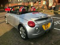 Daihatsu Copen 660CC 16V Turbo Roadster Super Mini Hard Top Convertiable Cheap, Insurance, Tax, Fuel