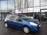 2009 09 RENAULT CLIO 1.1 EXTREME 3d 74 BHP FREE 12 MONTHS MOT **** GUARANTEED FINANCE ****