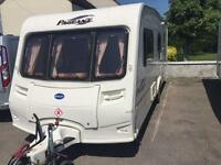Bailey Pageant 4 Berth 2005 Caravan