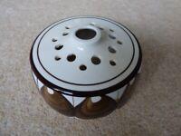 Pot Pourri/Posy Bowl - Jersey Pottery, Channel Islands