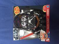 Star Wars darth Vader potato head