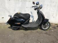 Aprilia habana 70cc reg as 50cc moped scooter vespa honda piaggio yamaha gilera peugeot