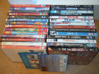Batch of DVDS for £10