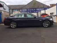 2012 BMW 520D, Auto,Diesel, 1 owner, Sat Nav, Fully Loaded, Cat C