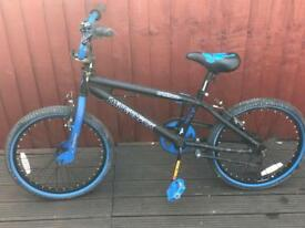 BMX muddy fox bike