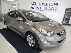 2013 Hyundai Elantra GLS MAGS/TOIT OUVRANT 43$/semaine