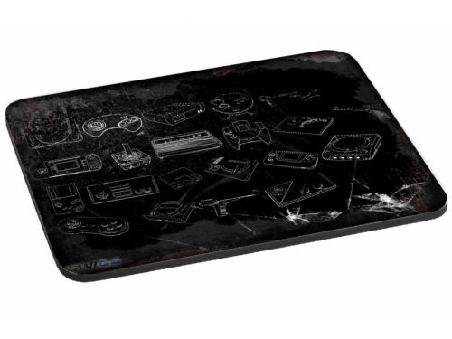 Retro+Games+Consoles+Collection+Mouse+Mat+-+Rustic+Look+Retro+Gaming+%28141%29