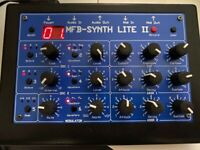 MFB Synth Lite II Great Analog Desktop Synth