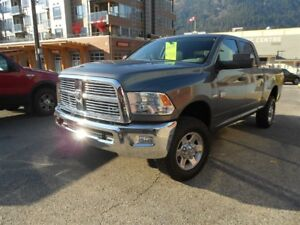 2010 Dodge Ram 2500 SLT POWER SEAT, FOG LIGHTS