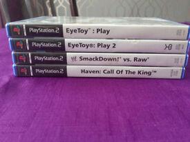 12x PlayStation 2 PS2 game bundle joblot Haven Max Payne Spider man PES FIFA SmackDown