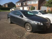 Grey Vauxhall Insignia.Diesel 2ltre Turbo, Good condition.
