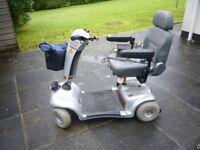 Evtec Mobility Scooter