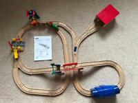 Tchibo Wooden Train Set