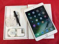 Apple iPad Mini 3 64GB, WiFi, Gold, +WARRANTY, NO OFFERS