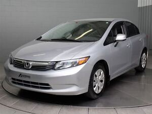 2012 Honda Civic LX A\C