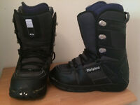 ThirtyTwo Size 10 (UK) Mens Snowboard Boots Dark Blue Lace-up