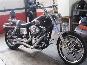 2007 harley-davidson FXDWG Dyna Wide Glide   $4,000 in Customizi London Ontario image 4