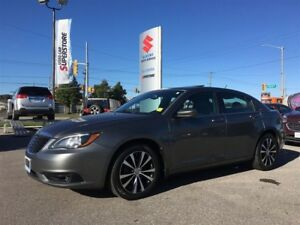 2012 Chrysler 200 S ~283 HP V-6 ~Power Seat ~Power Sunroof