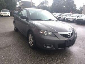 2008 Mazda MAZDA3 GS - ONE OWNER - SAFETY&WARRANTY INCLUDED