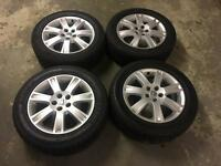 16inch Rover 75 Connoisseur Alloys and Tyres