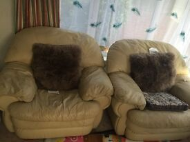 Free double sofa and 2 single sofas