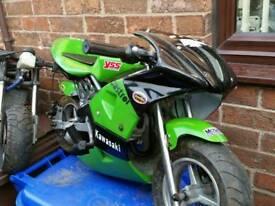 Mini moto spares repairs