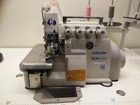 Industrial Jack overlock 4 threads sewing machine, excellent condition