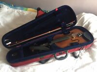 Stentor Student II Violin 4/4 with bow and case