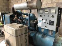 Generator 3 phase 125 Kva