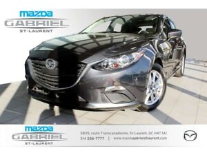 2015 Mazda Mazda3 GS SPORT +  JAMAIS ACCIDENTE +  CAMERA DE REC