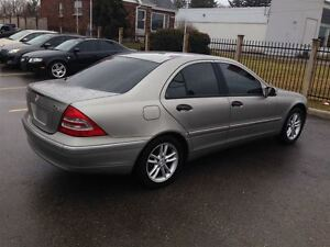 2004 Mercedes-Benz C240 4MATIC SPORTY VERY SMOOTH !!!!!!!!! London Ontario image 6