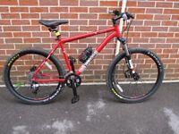 Wanted quality Mountain bike, Scott, Whyte, Kona, Orange,Cannondale,or similar