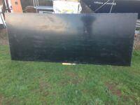 Laminate wall / floor etc ( colour) gloss black