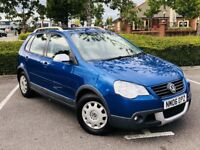 2006 VW POLO 1.4 tdi Dune £2100