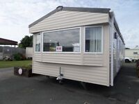 NEW 2016 ABI Trieste 36ftx12ft 2 Bedroom Static Caravan Holiday Home Sited at Pen Y Ffrith Prestatyn