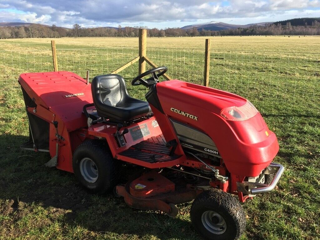 lawnmower ride countax honda hours twin lawnmowers trimmers ended ad bridge