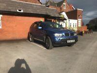 BMW X5 3.0i Petrol sport