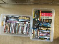 DVDs, box sets and blue ray