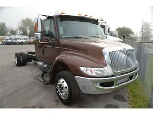 2017 International 4300 Cab & Chassis