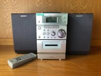 Sony Micro Component HiFi System in excellent working order