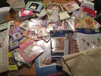 Loads of cross stitch projects