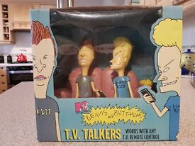 MTV Beavis and Butt-head (Butthead) Couch Remote Control TV Talkers (Collectible)