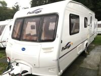 Bailey Pageant Moselle 2005/6 4 berth caravan