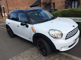 Mini COUNTRYMAN 1.6D ALL4