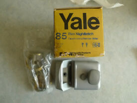 Yale Rim Nightlatch Door Lock