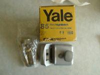 Yale Rim Nightlatch Door Lock