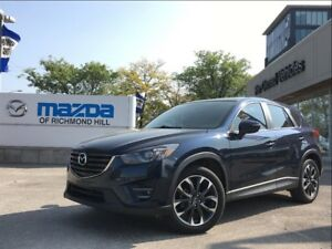 2016 Mazda CX-5 GT | AWD | Leather | Heated Seats | 19 Alloys