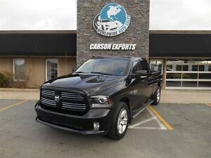 2014 Ram 1500 Sport! LOOK! CLEAN RAM! FINANCING AVAILABLE!